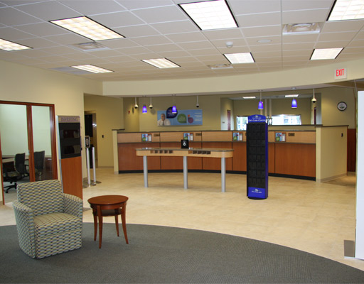 Fifth Third Woolbright Interior