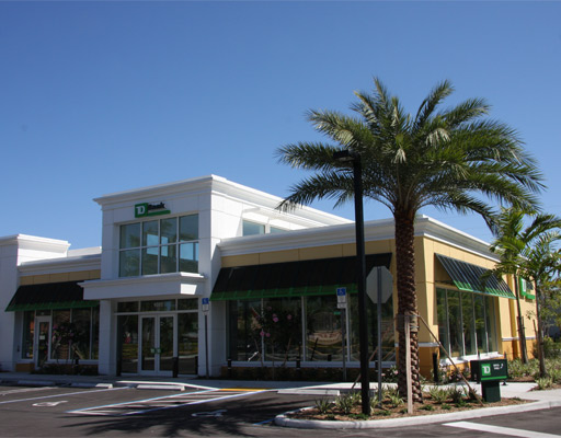 TD Miami Shores Exterior