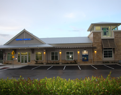 Tropical Financial CU Pembroke Pines - Exterior