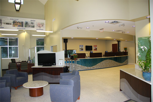 Tropical Financial CU Pembroke Pines - Interior